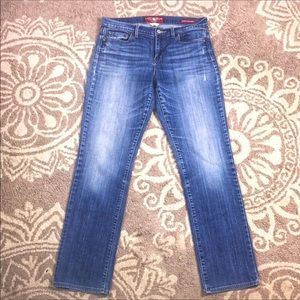 Lucky Brand Sophia Straight 12/31 jeans
